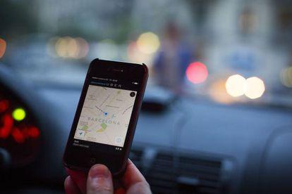 Uber se ha puesto en marcha en Barcelona.