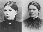 Imágenes en el Museo Van Gogh, en Ámsterdam, de las hermanas del artista, Anna Cornelia, Wilhelmien y Elisabeth.