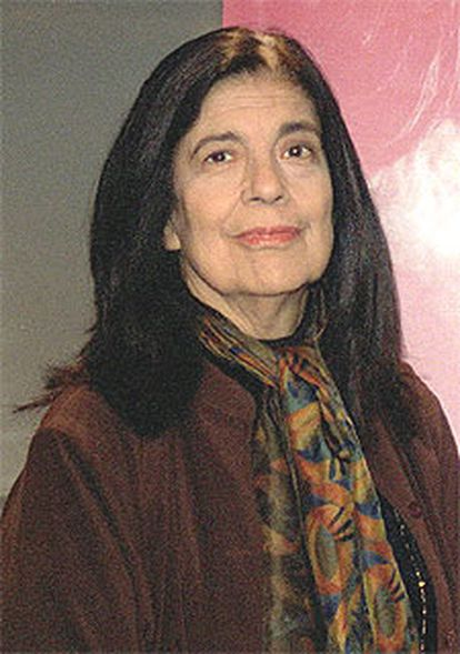 Susan Sontag, en una imagen de archivo.