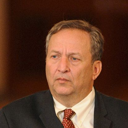 Larry Summers.