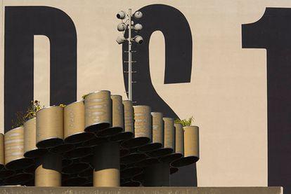 El PS1, centro de arte del MoMA en Long Island City, Nueva York.