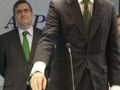 Manuel Quintanar, Manuel Quintanar, director de la Agencia española de Protección de la Salud del Deportista, en su toma de posesión
