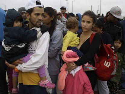Las principales potencias buscan una respuesta coordinada ante el riesgo de que los servicios públicos se colapsen y la xenofobia crezca