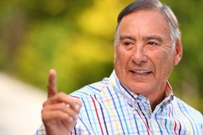 René Monterrubio, expresidente municipal de San Juan Teotihuacan, en una imagen de sus redes sociales.