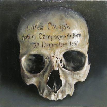 'Morta in campagna di parto'.