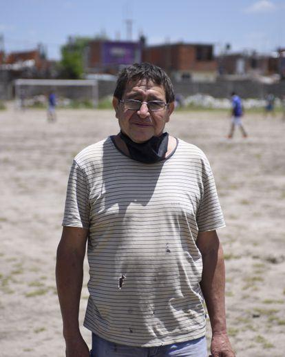 Serrucho, amigo de la infancia de Diego.