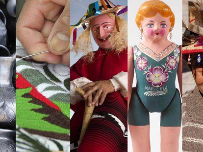 La historia detrás de cinco artesanías mexicanas