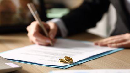 El año pasado, ocho de cada 10 divorcios fueron por consentimiento mutuo.
