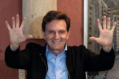 El nuevo alcalde de Río, Marcelo Crivella.