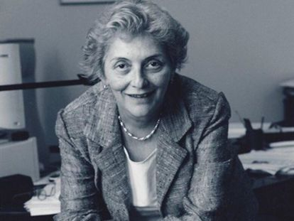 La filóloga e hispanista argentina Lia Schwartz.