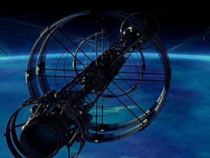 Imagen de la adaptación de 'Solaris' de Soderbergh.