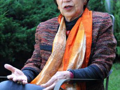 La astrónoma mexicana Silvia Torres, próxima presidenta de la Unión Astronómica Internacional.