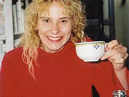 La periodista Yelena Tregúbova.