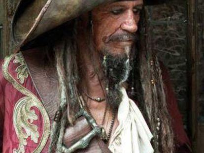 Tom Waits y Keith Richards juntos como dos viejos piratas