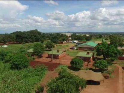 Malawi prueba drones para acelerar el transporte de los test de VIH de los niños de zonas rurales