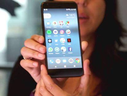 Así es Pixel, el 'mata iPhones' de Google