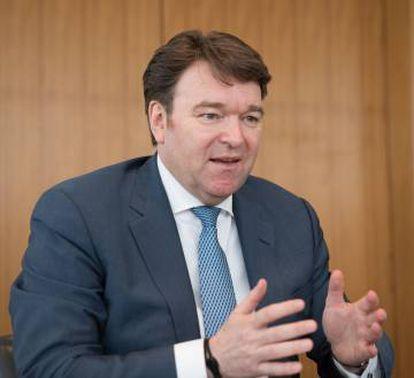 Bram Schot, vicepresidente mundial de marketing y ventas de Audi.