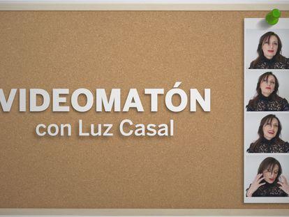 """Luz Casal: """"Tengo el ego bajo llave"""""""