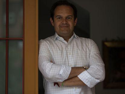 Antonio González, fundador de Apartyment Real Estate, gestiona cientos de pisos turísticos en Madrid.