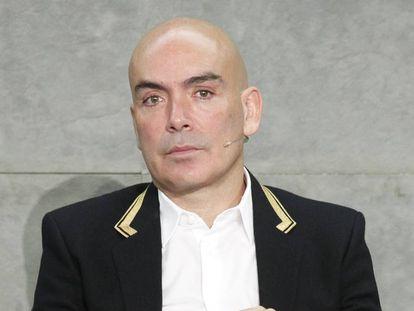 Kike Sarasola, en marzo de 2018 en Madrid.