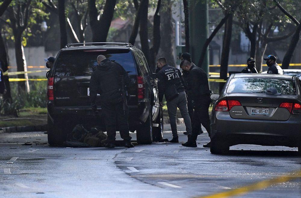 El Cartel Jalisco desafía al Gobierno de México con un atentado contra el jefe de policía de la capital