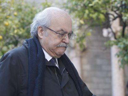El consejero de Economía en funciones, Andreu Mas-Colell.