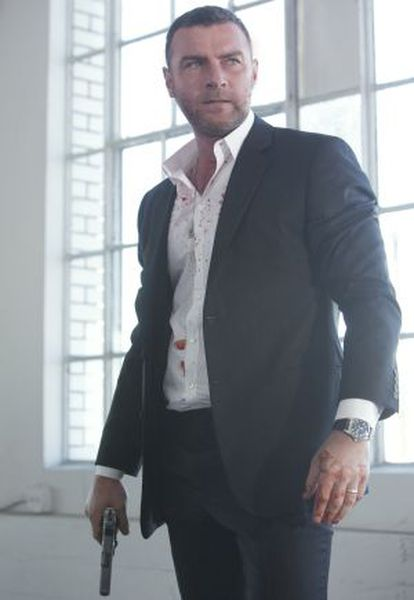 Liev Schreiber, protagonista de 'Ray Donovan'.