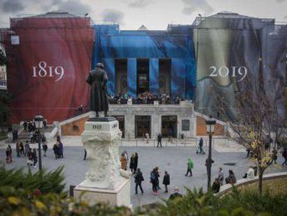 Este 19 de noviembre se celebran los 200 años del Museo Nacional del Prado. EL PAÍS repasa los mejores reportajes, vídeos y especiales publicados en este año de celebraciones.