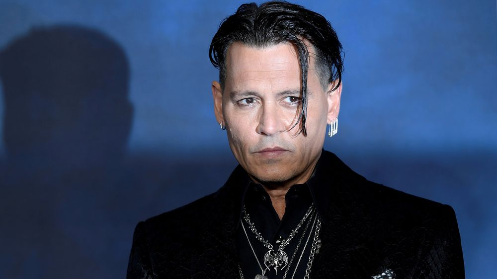 Johnny Depp Berlinale 2021