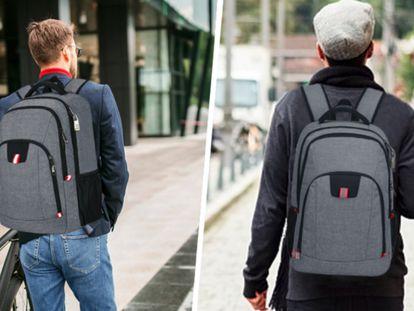 La mochila antirrobo más completa para asegurar nuestras pertenencias en el día a día o a la hora de viajar.