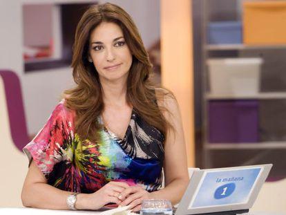 La presentadora de 'La mañana de La 1', Mariló Montero, en una foto de archivo