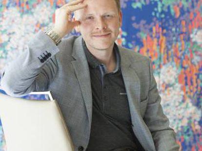 El filósofo Markus Gabriel, en una imagen de archivo.