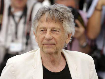 El cineasta Roman Polanski posa para los fotógrafos el pasado mayo en el Festival de Cannes.
