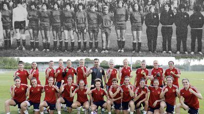 De la marginación a la élite, 50 años de la selección femenina de fútbol