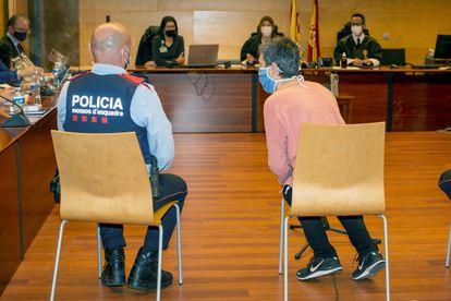 La vecina de Girona que el 30 de diciembre de 2019 ahogó a su hija de diez años en la bañera después de drogarla con ansiolíticos.