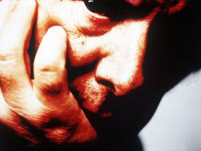 El cantaor Enrique Morente, fallecido hace tres años.