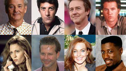 Estrellas de diferentes edades, diferentes géneros cinematográficos y diferentes décadas. Pero todas ellas tienen en común formar parte de una lista en la que nadie desea estar y que nunca elabora 'Forbes': la de estrellas insoportables.