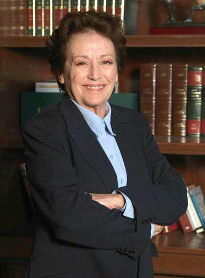 Amparo Baró, en 2007.
