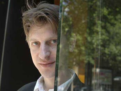 Jonathan Littell, en una imagen facilitada por la editorial Gallimard.