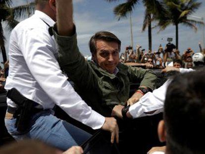 El voto en Brasil es la enésima llamarada en la quema de todo lo que simboliza ese océano