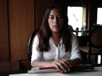 Susana Gómez, víctima de violencia machista en La Plata.