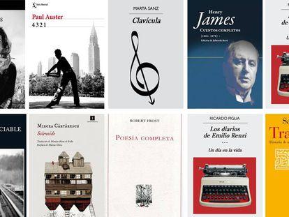 Los 20 mejores libros de 2017, según Babelia (I)