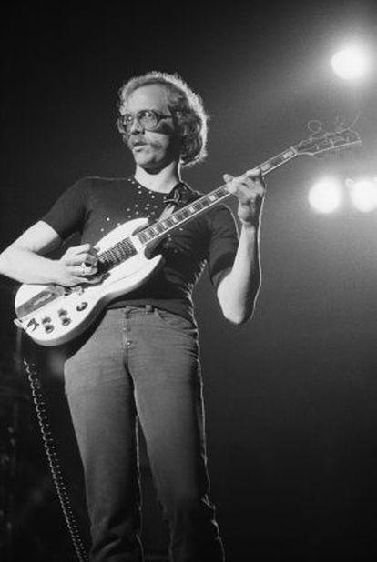Bob Welch, con Fleetwood Mac en 1973.