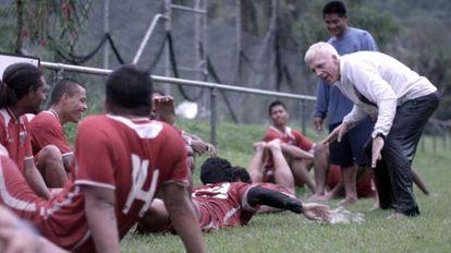 Una imagen del documental 'El peor equipo del mundo'.