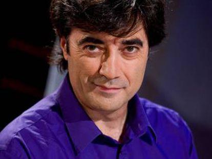 Tomás Fernando Flores, actual director de Radio 3, en una foto fechada en junio de 2015.