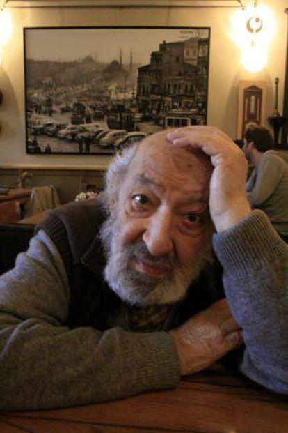El fotógrafo turco Ara Güler.