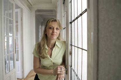 Cristina Cerrada en 2007.