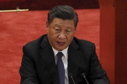 El presidente Xi Jinping pronuncia un discurso sobre Corea del Norte en Pekín el pasado mes de octubre.