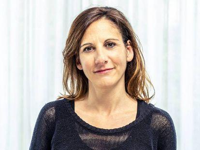Un retrato de Malena Alterio.