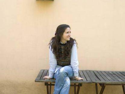 La escritora María Gainza en una foto sin datar.